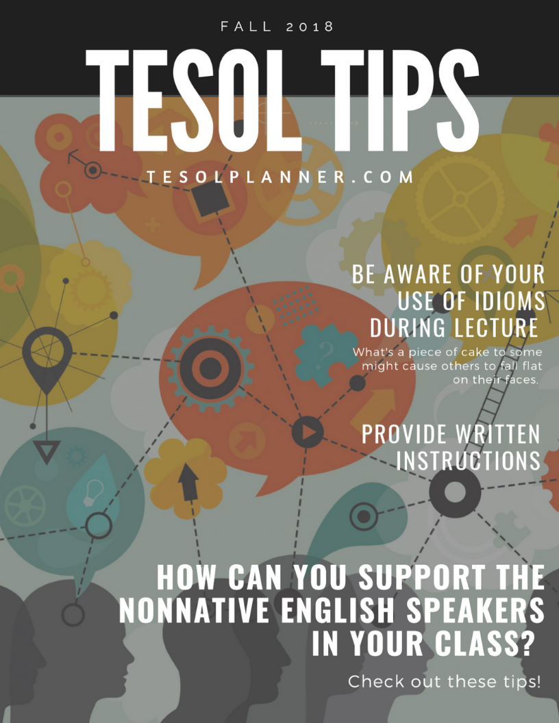 Supporting Nonnative Speakers of English